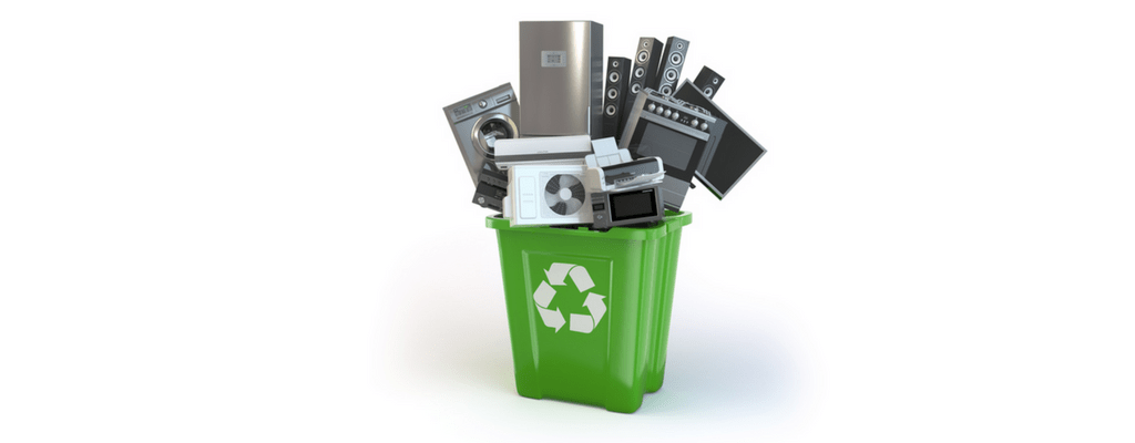E-Recycling: Acceptable Items